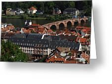 Heidelberg Germany Greeting Card