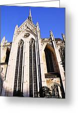 Heinz Chapel Greeting Card by Thomas R Fletcher