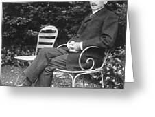 Henri Bergson (1859-1941) Greeting Card