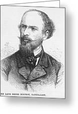 Henri Mouhot (1826-1861) Greeting Card