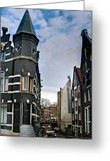 Herengracht 395. Amsterdam Greeting Card