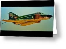 Heritage F-4 Phantom Greeting Card