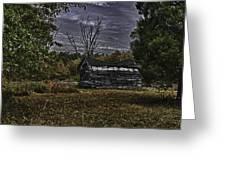 Hermit Life Greeting Card