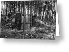 Hermits Hut, 1922 Greeting Card