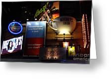 Hershey's At Times Square 85 Greeting Card by Padamvir Singh