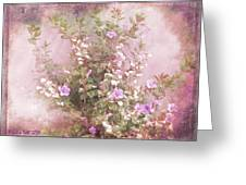 Hibiscus The Flower Of Pride Greeting Card