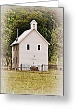Hidden Church Greeting Card