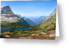 Hidden Lake Greeting Card