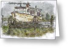 Hidden Treasure 2 Greeting Card by Dale Stillman