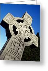 High Cross, Monasterboice, Co Louth Greeting Card