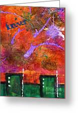 High Spirits II Greeting Card