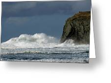 High Surf 2 Greeting Card