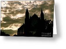 Higher Skies Greeting Card