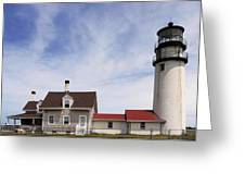 Highland Light Greeting Card