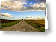 Highway D New Melle Mo 3 Greeting Card by Bill Tiepelman