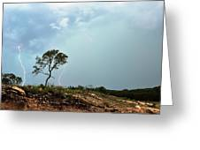 Hill Country Strike Series 3 Greeting Card