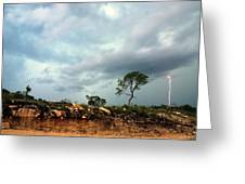 Hill Country Strike Series 4 Greeting Card