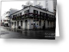 Historic French Quarter No 1 Greeting Card