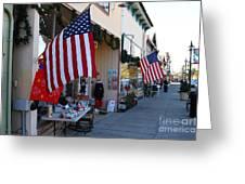 Historic Niles District In California Near Fremont . Main Street . Niles Boulevard . 7d10692 Greeting Card