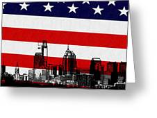 Historic Philadelphia  Greeting Card