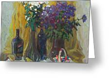 Holiday Still Life Greeting Card