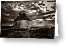 Holy Cross Chapel Greeting Card