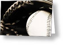 Home Run Greeting Card