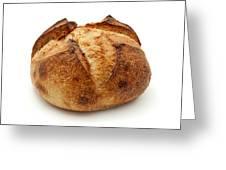 Homemade Bread Greeting Card
