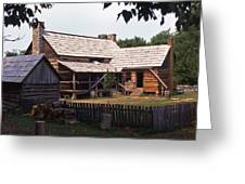 Homeplace - 7 Greeting Card