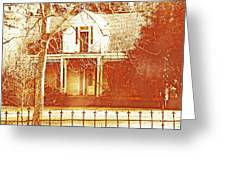 Homeplace  Greeting Card