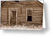 Homestead Past Greeting Card