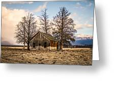 Homestead Greeting Card