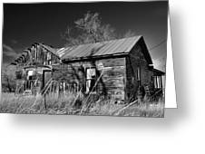 Homestead Greeting Card by Ron Cline