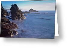 Honda Cove Waters Greeting Card
