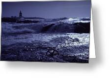 Hook Head, County Wexford, Ireland Greeting Card