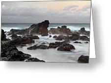 Hookipa Landscape Greeting Card