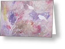 Hope Birds Greeting Card