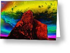 Hopi Sky Greeting Card