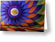 Hot Air Balloon 13 Greeting Card