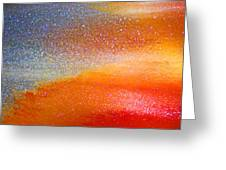 Hot And Cold Greeting Card