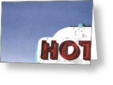 Hot Greeting Card