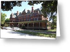 Hotel Florence Chicago Illinois Greeting Card