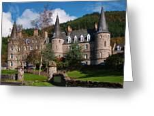 Hotel Tigh Mor Trossachs. Perthshire. Scotland Greeting Card