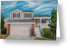 House Commision Greeting Card