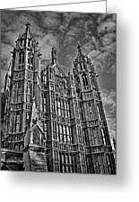 House Of Lords Greeting Card