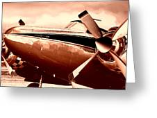 Howard Aero 500 1960 Greeting Card