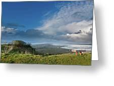 Humboldt Views Greeting Card