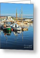 Husavik Iceland - 05 Greeting Card