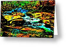 Hyper Childs Brook Z 57 Greeting Card