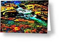 Hyper Childs Brook Z 58 Greeting Card